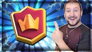 PUSHING TO CHAMPIONS LEAGUE!! - LIVE - Clash Royale