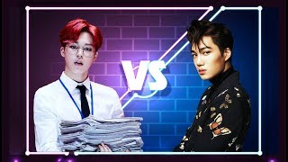 Kai (EXO) vs Jimin (BTS) - DANCE BATTLE 2018