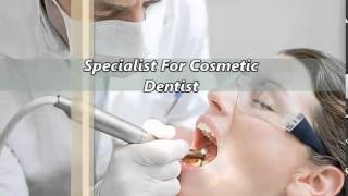 Professional Cosmetic Dentist Specialist Thumbnail