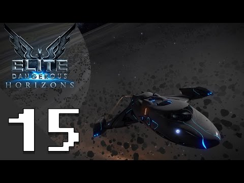 Rare Trade Routes and Imperial Clipper! - Elite: Dangerous Horizons - Episode 15