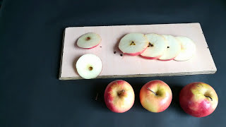 4 Easy Way To Slice An Apple /How To Cut An Apple