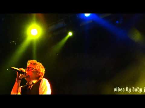 The Psychedelic Furs***Full Concert***Live @ The Fillmore, San Francisco, CA, November 10, 2014