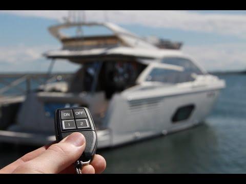 Volvo Penta - Battery Management System