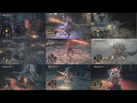 DARK SOULS 3 - 全ボス戦・ノーダメージ動画集/NO DAMAGE BOSS FIGHT COLLECTION(NEW GAME)