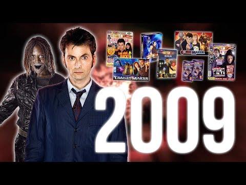 10 Years a Doctor Who Fan: 2009