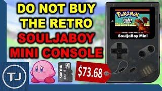 DON'T BUY The $73 Retro SouljaBoy Mini (Unboxing & Review)