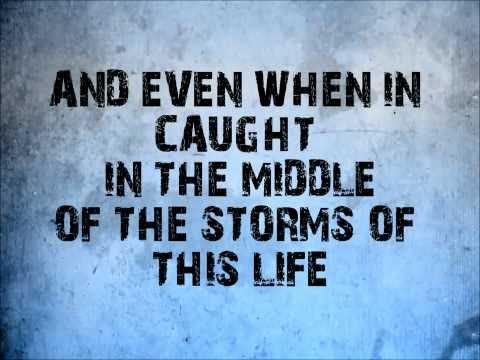 You Never Let Go  Matt Redman with Lyrics in HD