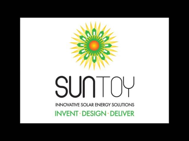 Interview with Harald Schulz of Suntoy on Radio Today, Dec 2013