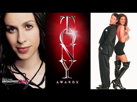 Alanis Morissette, Pretty Woman musical, Tony Awards drama | Broadway Dish Ep. 34