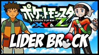POKEMON XY&Z DETONADO EP 2 - BRENDAN E LIDER BROCK