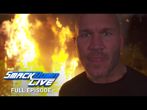 WWE SmackDown LIVE Full Episode, 28 February 2017