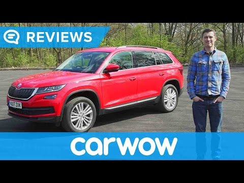 Skoda Kodiaq SUV 2017 review | Mat Watson Reviews
