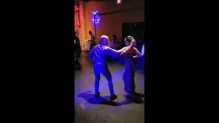 Jose Maldonado & Denise Cambria Salsa Dancing in Raleigh, NC