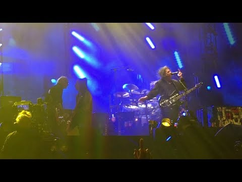 The Cure - 10:15 Saturday Night into Killing An Arab (40th Anniversary Concert - 7/7/2018)