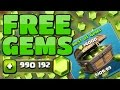 CLASH OF CLANS FREE GEMS! FASTEST WAY ON EARTH - FREE GEMS EASY! CLASH OF CLANS UPGRADE FAST!