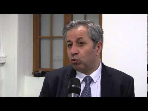 Entretien avec le Docteur Abdulkarim (directeur général des musées et des antiquités de Syrie)