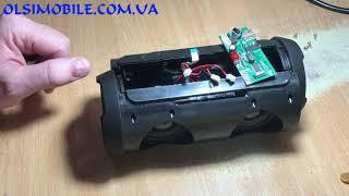 Jbl Boombox разборка замена разъема зарядки JBL