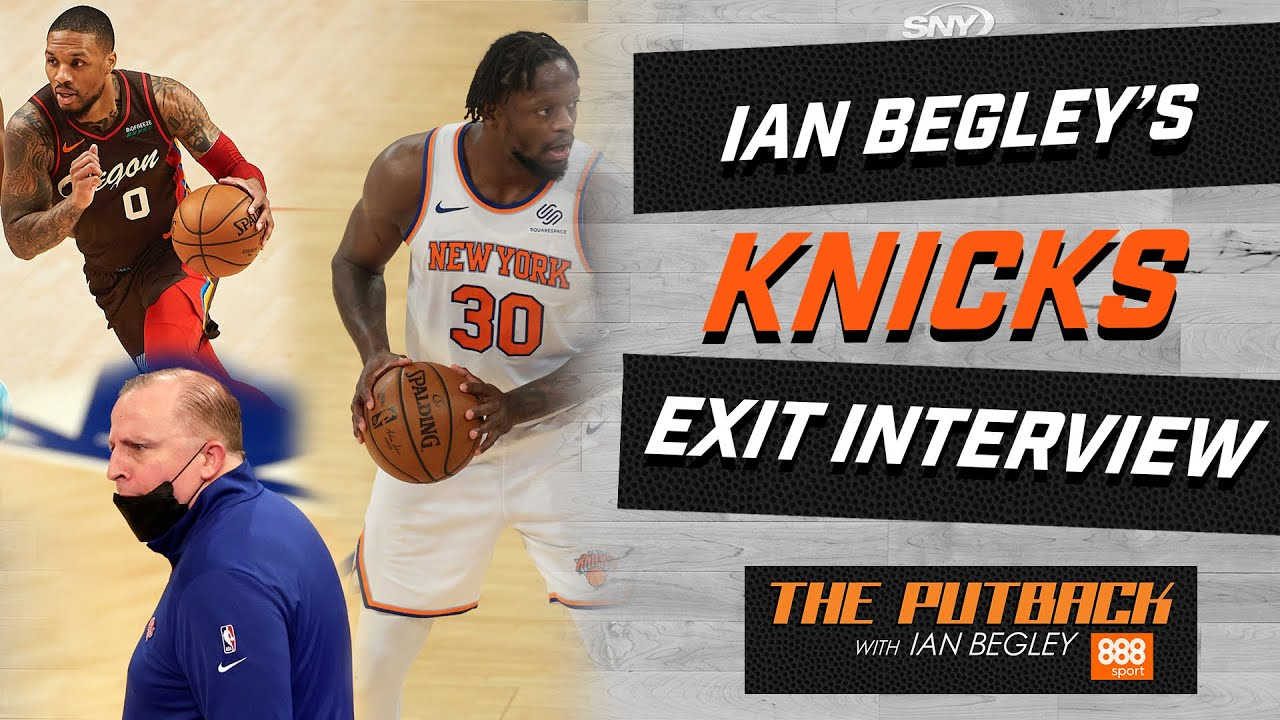 Download The Knicks Exit Interview: NBA Free Agency rumors, contract extensions and more | The Putback | SNY