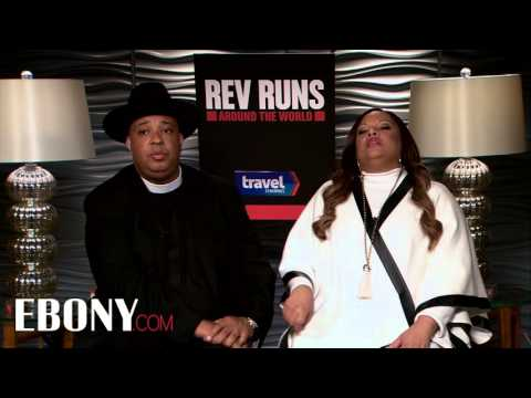 Rev Run and Justine Simmons Interview
