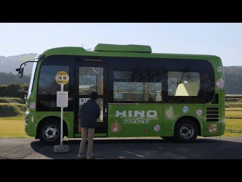 Self-Driving Minibuses in Japan