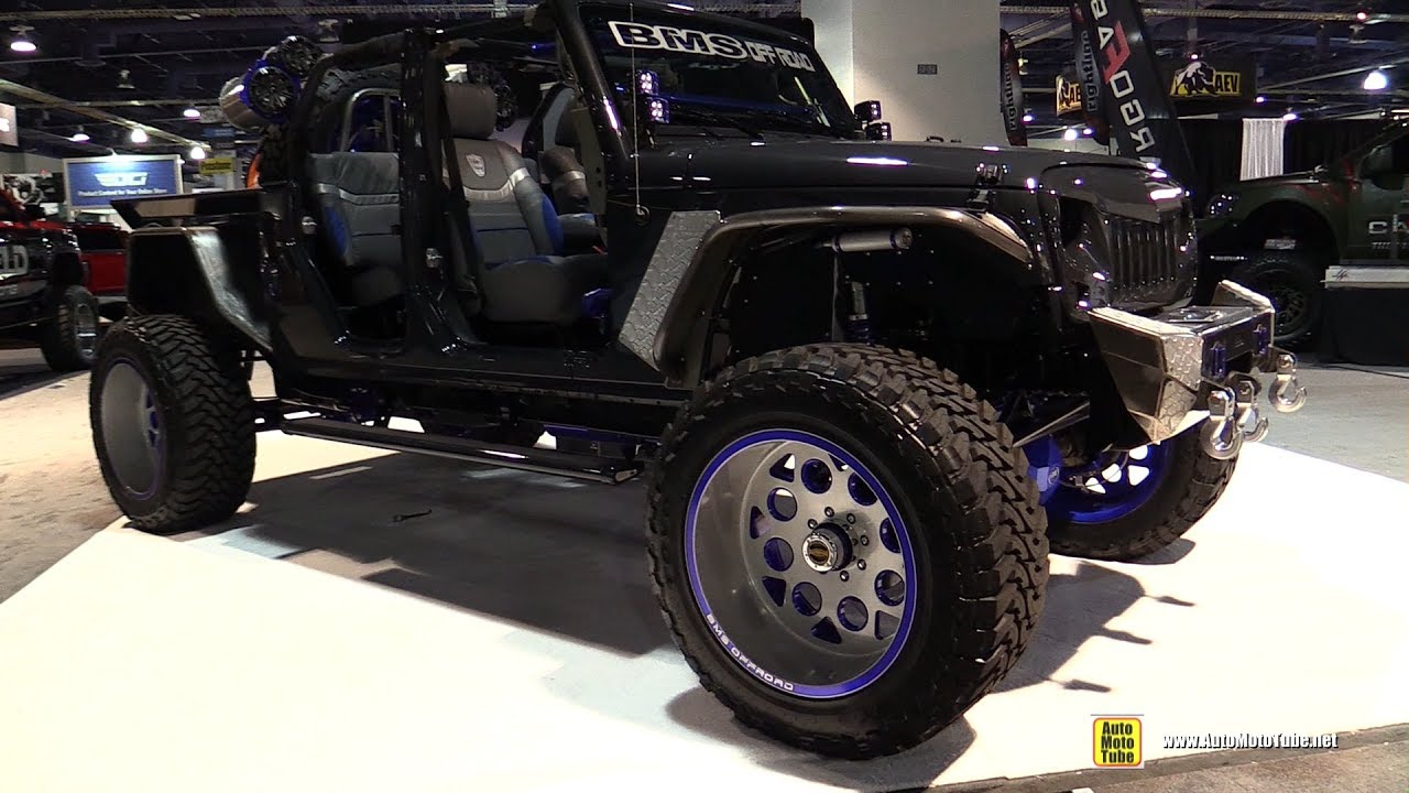 2016 Jeep Wrangler BMS JK Crew by BMS Off Road ...