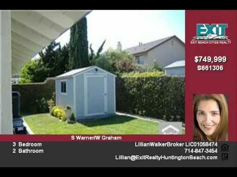 Huntington Beach Ca 92649 Homes For Sale-5281 Glenroy Dr Huntington Beach CA