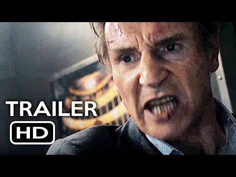The Commuter Official Trailer #3 (2018) Liam Neeson, Vera Farmiga Thriller Movie HD
