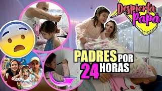 24 HORAS SIENDO PAPÁS / Le compramos TODOS los JUGUETES que pueda agarrar / #AmorEterno