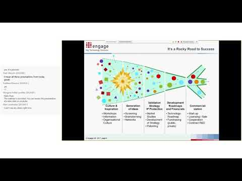 EaP Plus 2nd RDI webinar on innovation strategies and innovation management