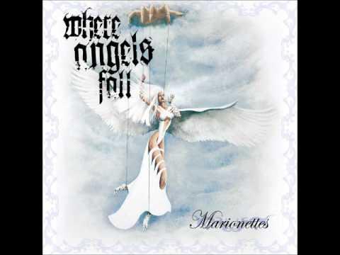 Клип Where Angels Fall - Freeze Me