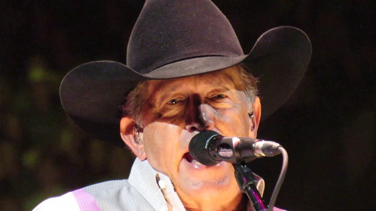 George Strait - Every Little Honky Tonk Bar/2018/Las Vegas, NV/T-Mobile  Arena