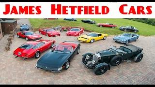 James Hetfield Cars Collection 2018 | James Hetfield Cars | James Hetfield Net Worth