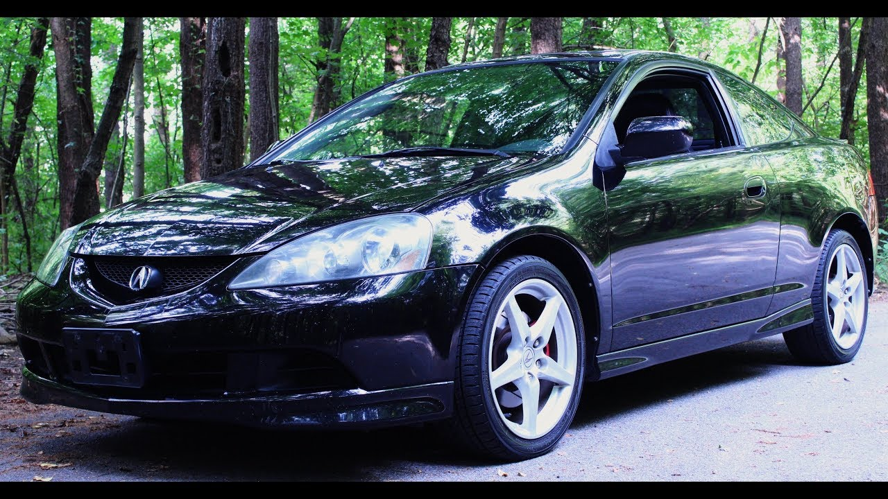 Modified Acura RSX Type S Review