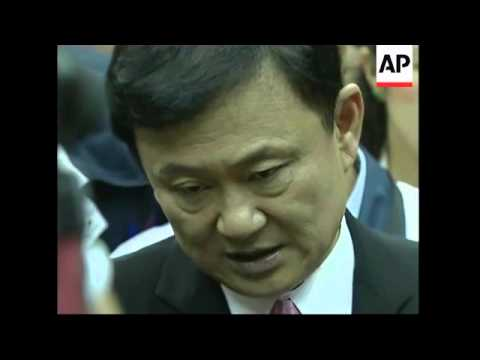 Thailand PM formally registers to run in general election