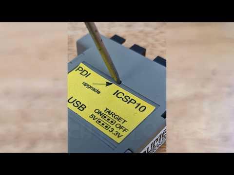AVR ISP Mkii Firmware Upgrade