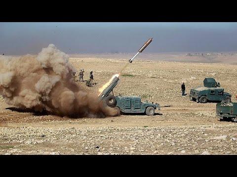 Iraq, al via l'offensiva contro l'Isil a Mosul Ovest