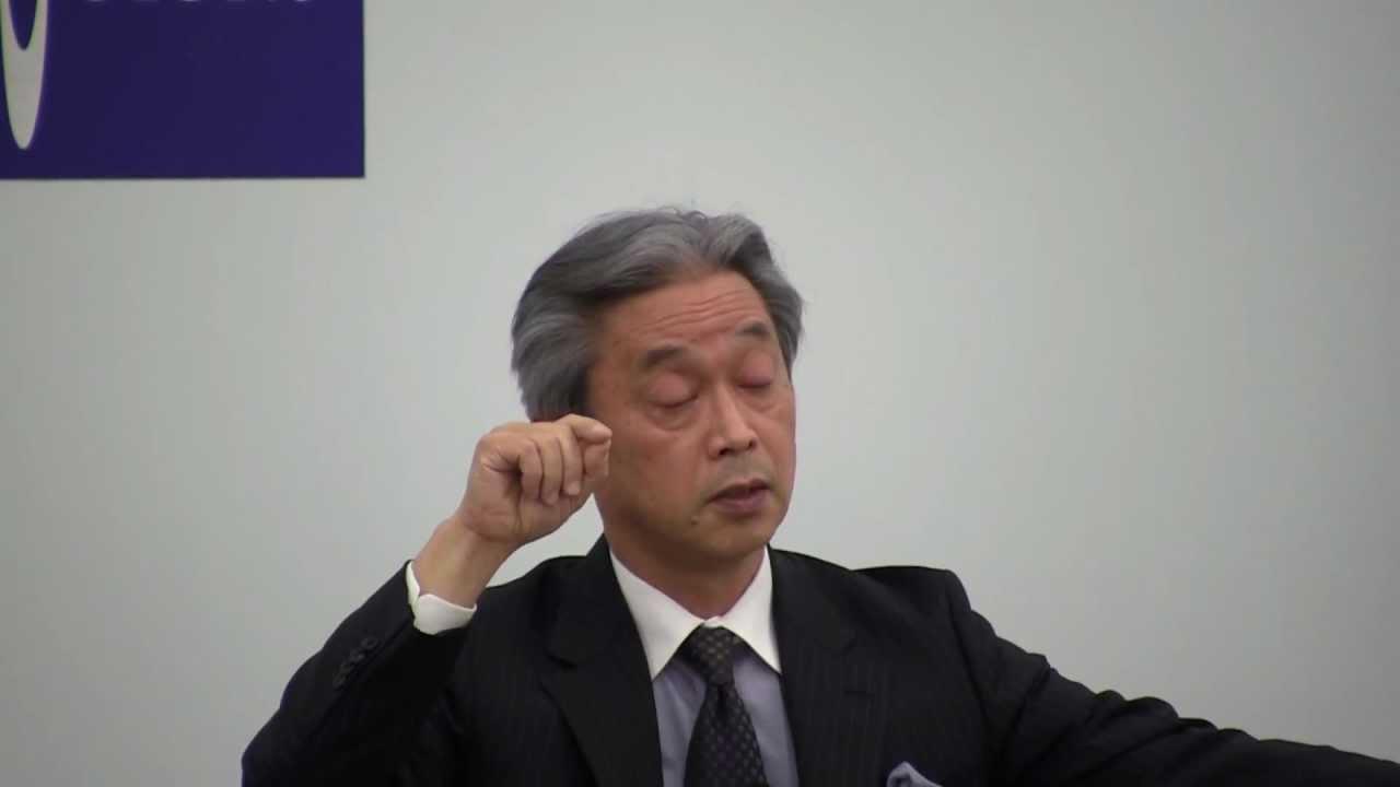 中編】 五十嵐敬喜氏 「当面の日...