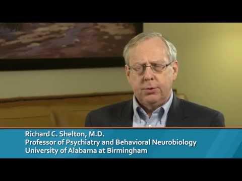 Richard Shelton, M.D., on Major Depressive Disorder