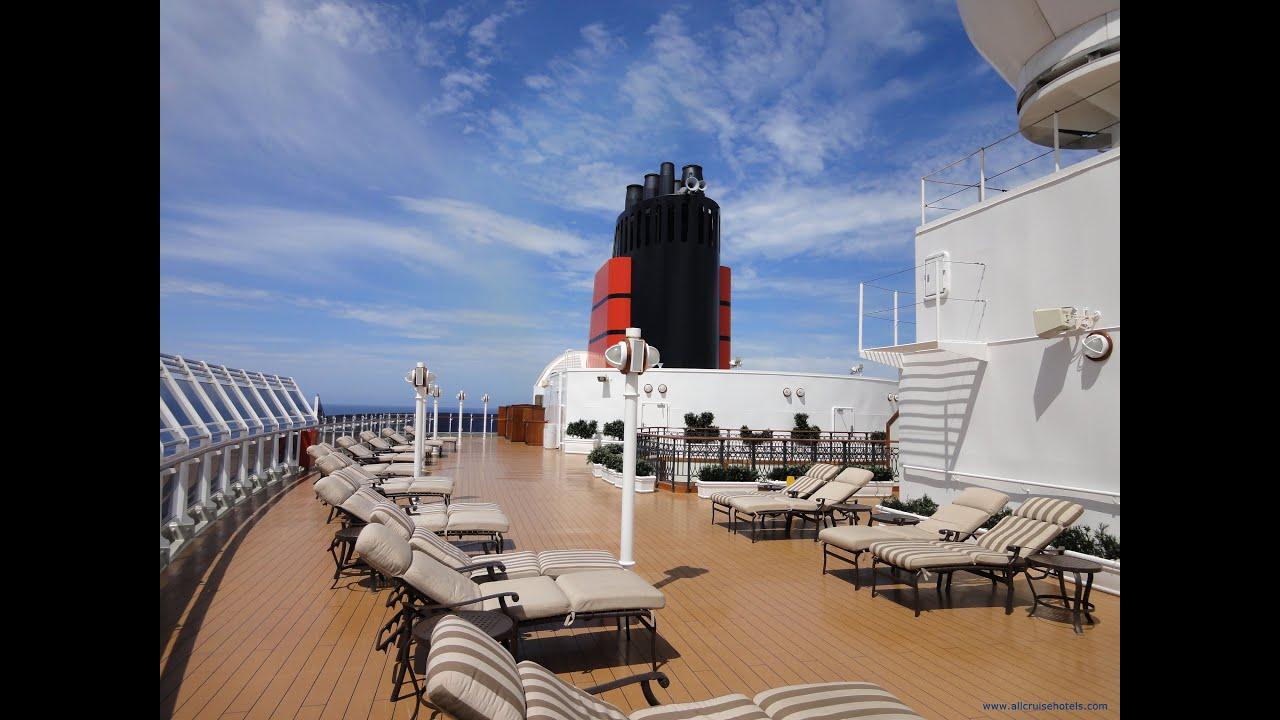 Queen Victoria Of Cunard Cruise Line YouTube - Tracking queen victoria cruise ship
