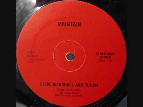 Steve Marshall - Maintain (Reynolds '77)