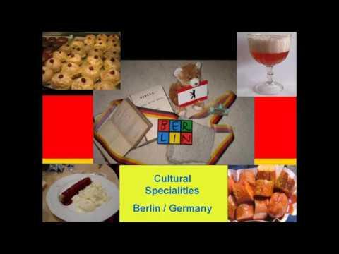 Cultural Specialities