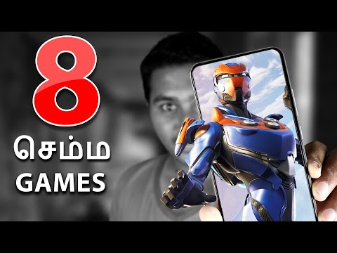 8 செம்ம Games | Top 8 Best Games for Android in 2019