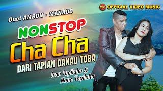 "Nonstop Cha Cha  Batak "" Gemu fa mire  ""- Iron & Nona I Official Video"