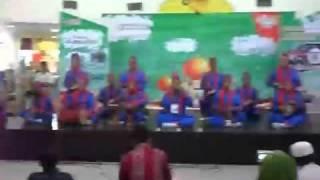 Marawis Ar-rohband, Lomba City Mal 2010 Part 1