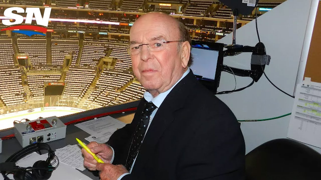 The Best Calls From Legendary Broadcaster Bob Cole Youtube