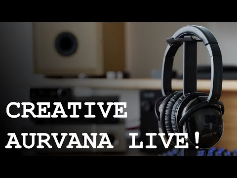 Creative Aurvana Live! - Review