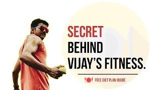 How to get a MERSAL physique like Vijay?