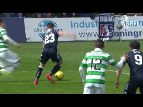 Liam Boyce scores last-minute penalty for Staggies