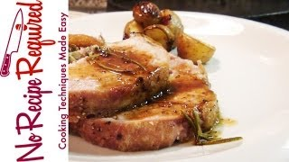 Roasted Pork Loin - Noreciperequired.com