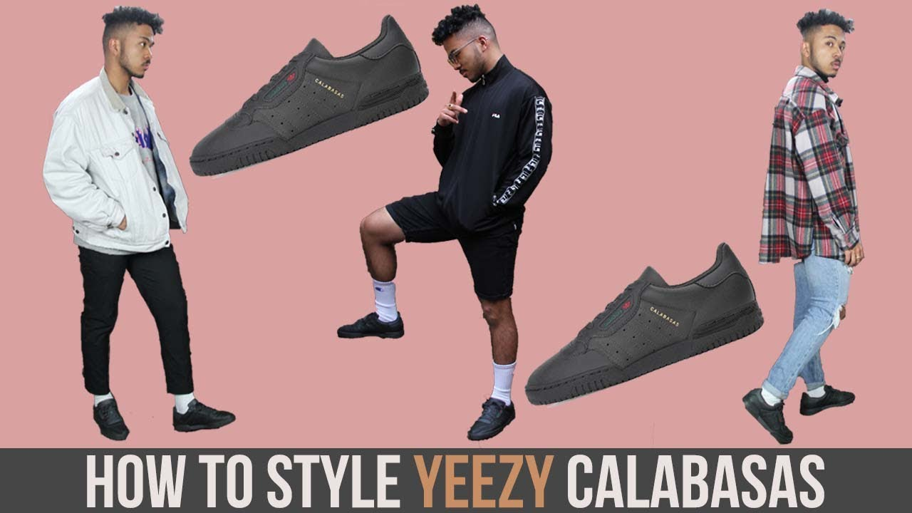 c249c04ded67a How To Style Yeezy Powerphase Core Black
